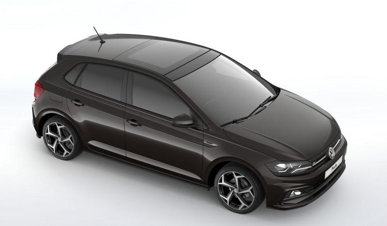 Volkswagen Polo R-Line 1.0 TSI voll