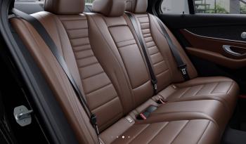 Mercedes-Benz E220 d limousine full
