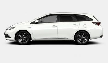 Toyota Auris Touring Sports full