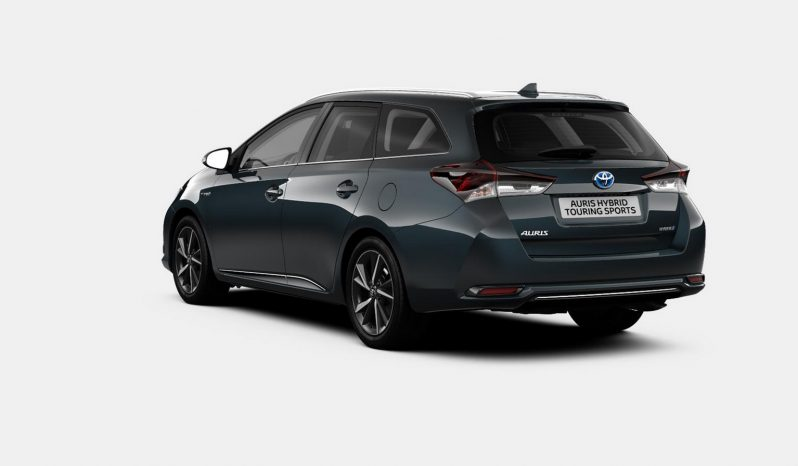 Toyota Auris Touring Sports voll