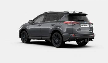 Toyota RAV4 2.5 Hybrid voll