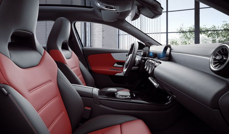 Mercedes-Benz A 220 d full