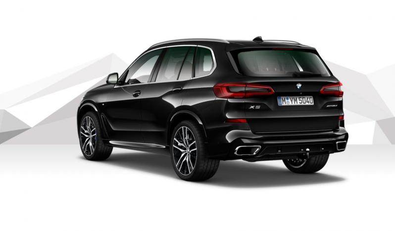 BMW X5 xDrive 25d voll