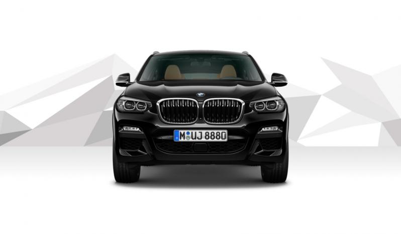 BMW X4 xDrive 20d voll