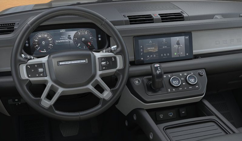 Land Rover Defender 90 S voll