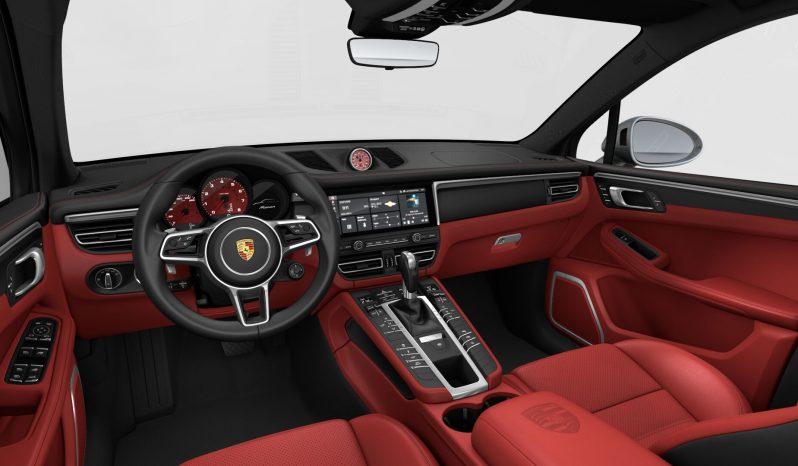 Porsche Macan voll